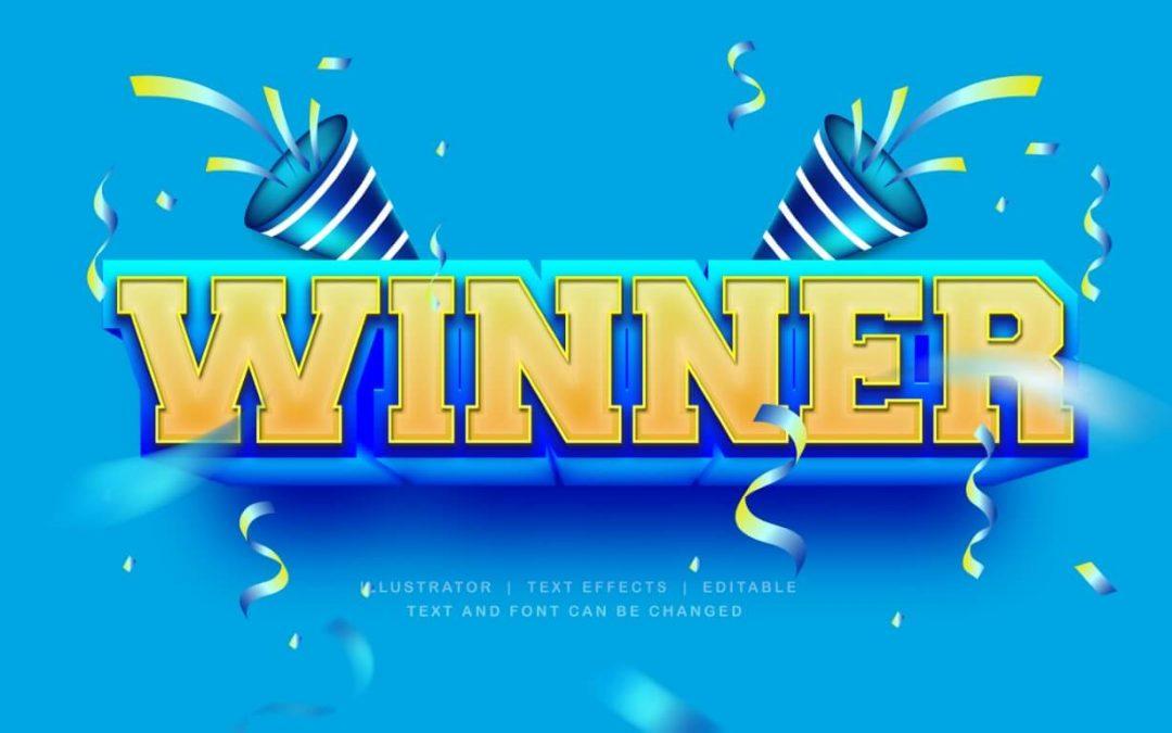 20k Prize Draw Winner Announced!